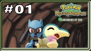Pokemon Mystery Dungeon Explorers Of Sky Dubbed 01 | Sorry To Keep You Waiting