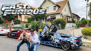 "Download WE TOUR FAST & FURIOUS LOCATIONS WITH ""JESSE"" IN LA! *OVERNIGHT PARTS FROM JAPAN* Mp3 and Videos"