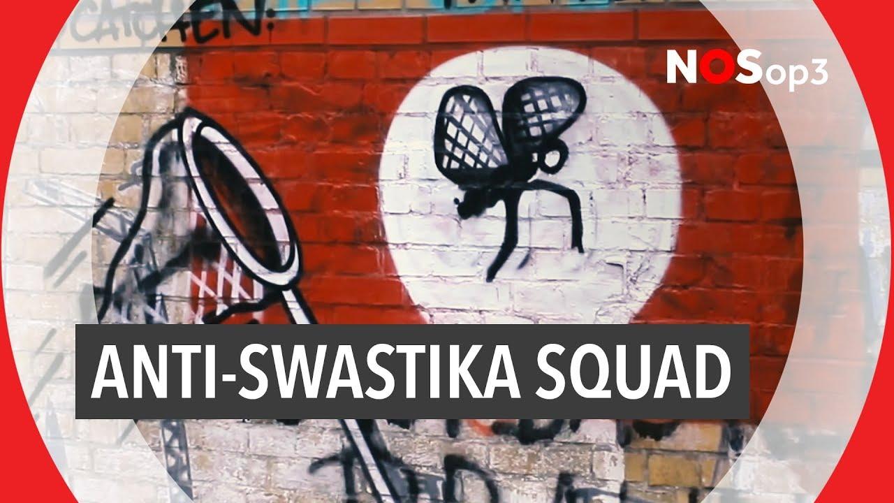 Deze Straatartiesten Maken Kunst Van Hakenkruizen Nos Op 3 Youtube