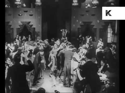 1930s Berlin Streets, Nightlife, Cabaret, Germany