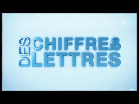 40 ans Des Chiffres et Des Lettres - 6 Janvier 2013 - Olivier Minne Marie-Ange Nardi