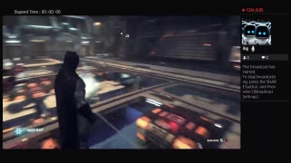 Trying to do riddler missions BATMAN ARKHAM KNIGHT