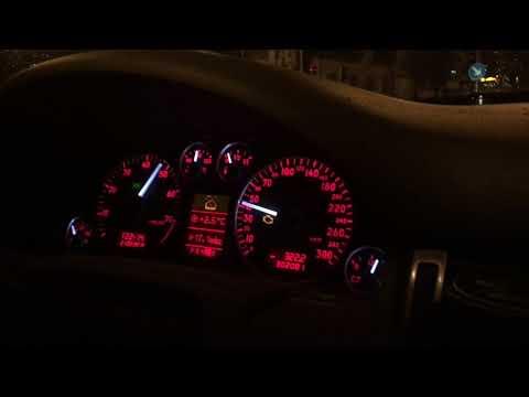 Audi Power - This is Audi Quattro Power - AUDI V8 - 0-100 Audi S6 4B C5