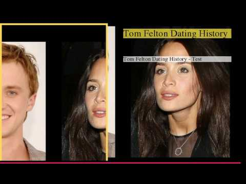 Tom Felton Dating History