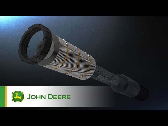 Filtres à air John Deere