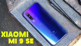 ОБЗОР телефона Xiaomi Mi 9 SE # характеристика, цена!