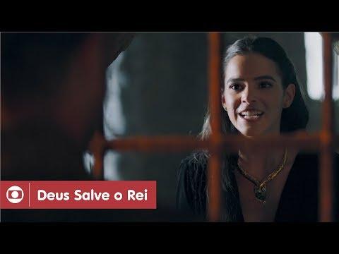 Deus Salve O Rei: capítulo 137 da novela, segunda, 18 de junho, na Globo
