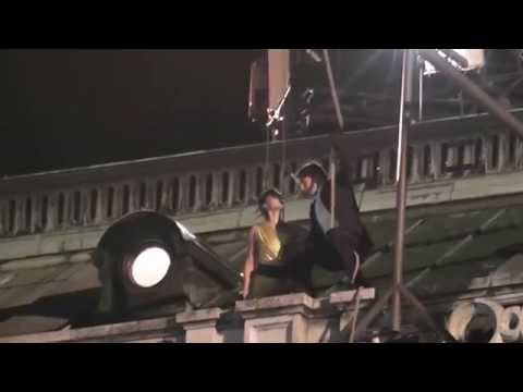 Mission Impossible 5 - Making of Vienna