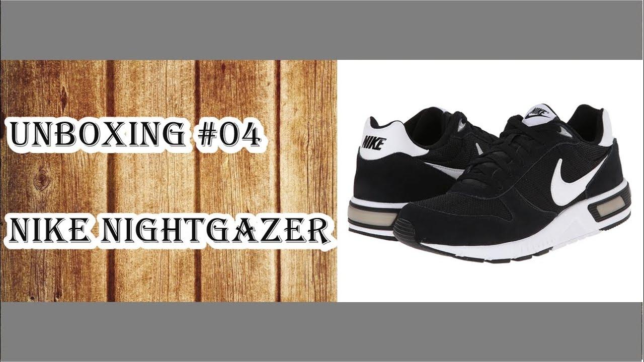 db3aaa17a UNBOXING #4 - Dafiti: Tênis Nike Nightgazer - YouTube