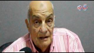 نجل محمود بكر ينفى وفاة والده