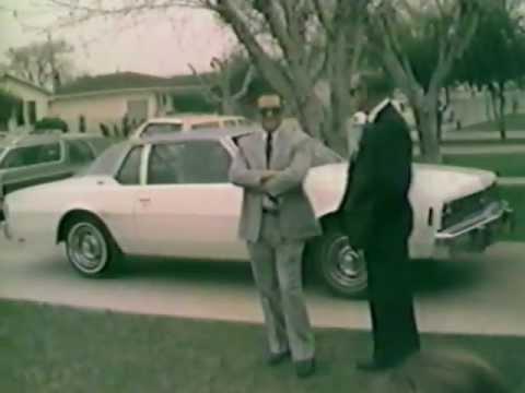 Ragsdale & Shelton in Shafter Ca, 1982 (part 1)