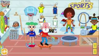 Pepi Super Stores Game play Video for Kids
