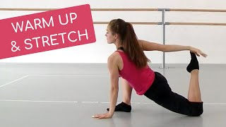 7 Min Full Body WARM UP and STRETCH  to Start Your Day