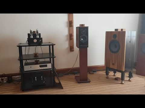 IHEAC High End Audio Show 2017  - Speaker Orangutan dan VPI Reference di room Pro Audio