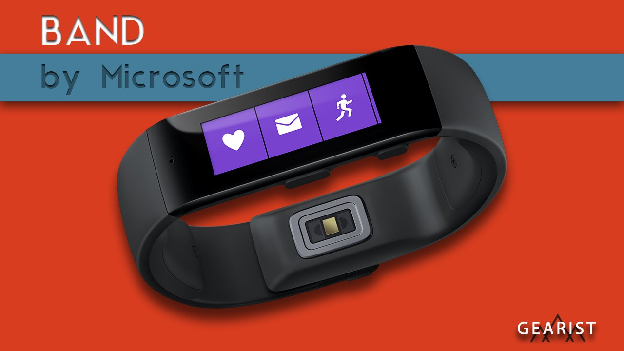 microsoft band activity tracker review gearist youtube