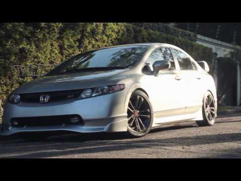 Honda Civic SI + Bodykit Mugen