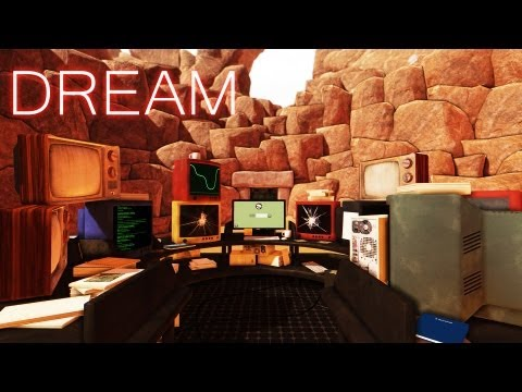 Dream | INCEPTION THE GAME! | Indie Exploration Puzzle Game - Commentary