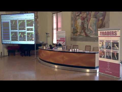 Anteprima assoluta europea: Experience, il trading system di Maurizio Monti (Algoritmica 2016)
