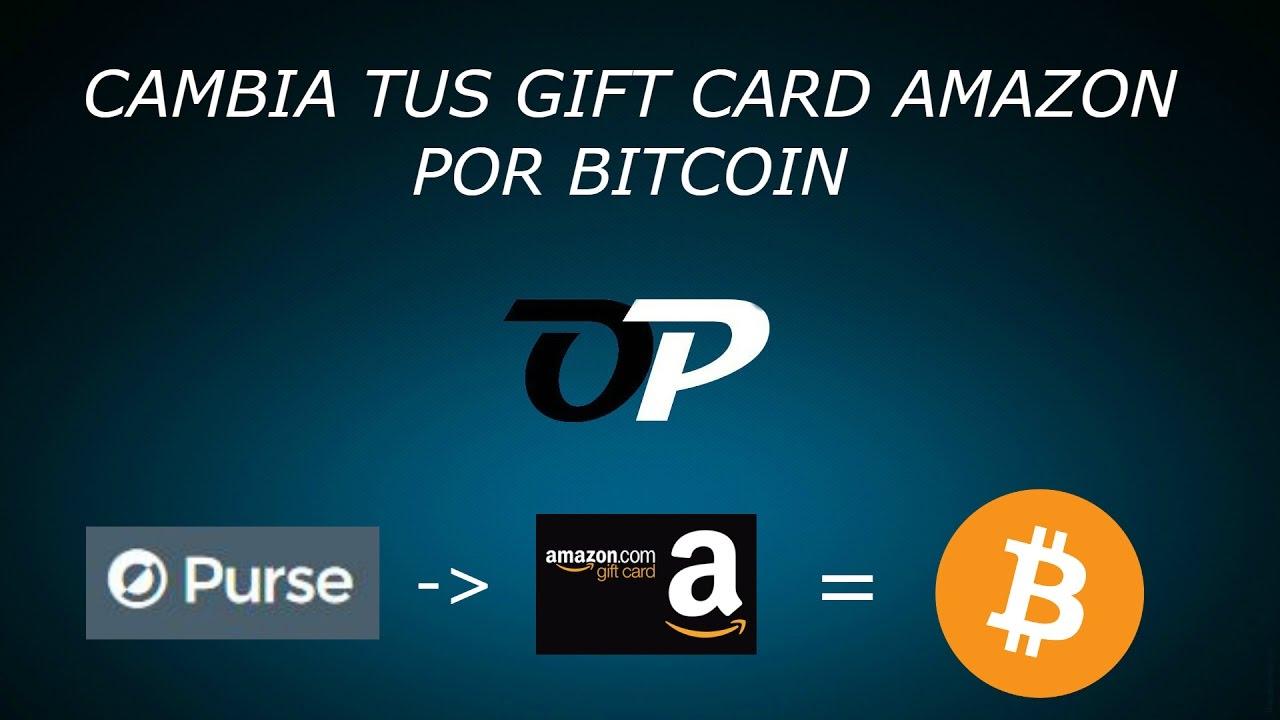 Amazon Gift Card For Bitcoin