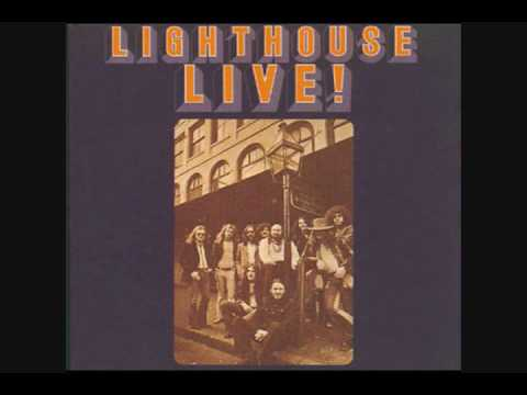 """LIGHTHOUSE LIVE 1972   """"TAKE IT SLOW"""" (OUT IN THE COUNTRY)"""