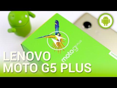 Lenovo Moto G5 Plus, recensione in italiano