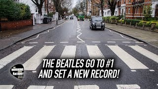 The Beatles Go To #1 and Set A New Record!