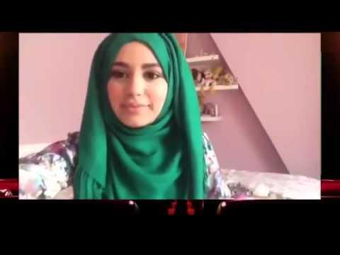 لفات حجاب سهلة 2016