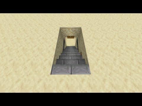 2-wide-hidden-staircase-[redstone-tutorial]-(minecraft-1.15.2-java-edition)