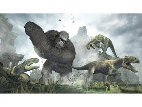 Прохождение игры Peter Jackson's King Kong The Official Game Of The Movie часть 10