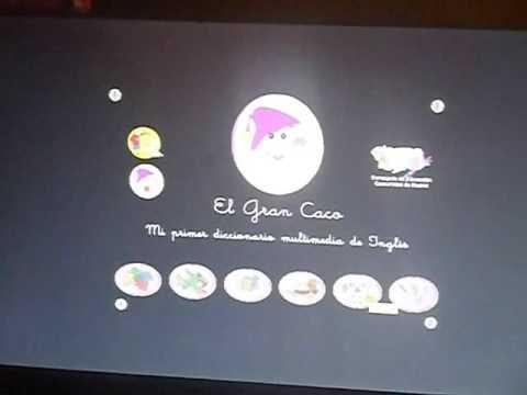 APRENDIENDO INGLES CON EL GRAN CACO