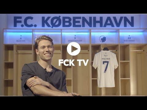 Viktor Fischer: Se det første store interview