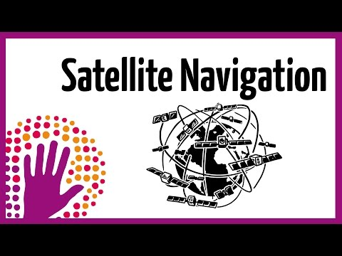 Satellite Navigation - GPS - How It Works