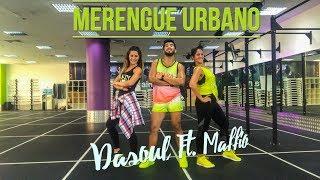 Vamonos Pa' La Calle by Dasoul Ft. Maffio | Zumba® Fitness | Masterjedai