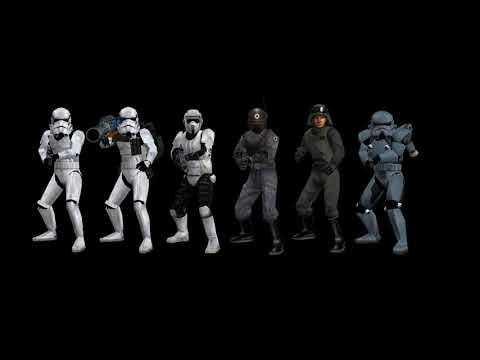 Star Wars: Battlefront II - Empire voice clips