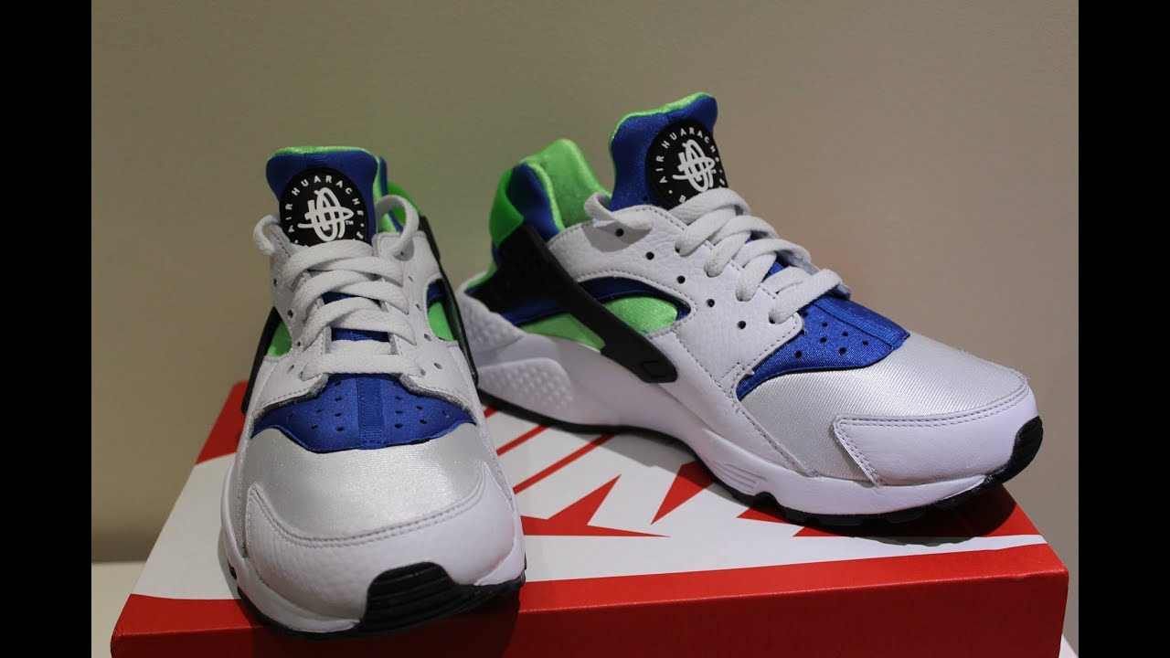 best service 04368 67987 Nike Air Huarache  Scream Green  - Review 2014