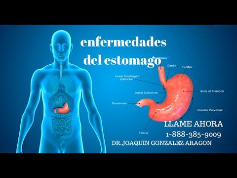 Enfermedades Del Estomago 2 Con El Dr Joaquin G Aragon 1