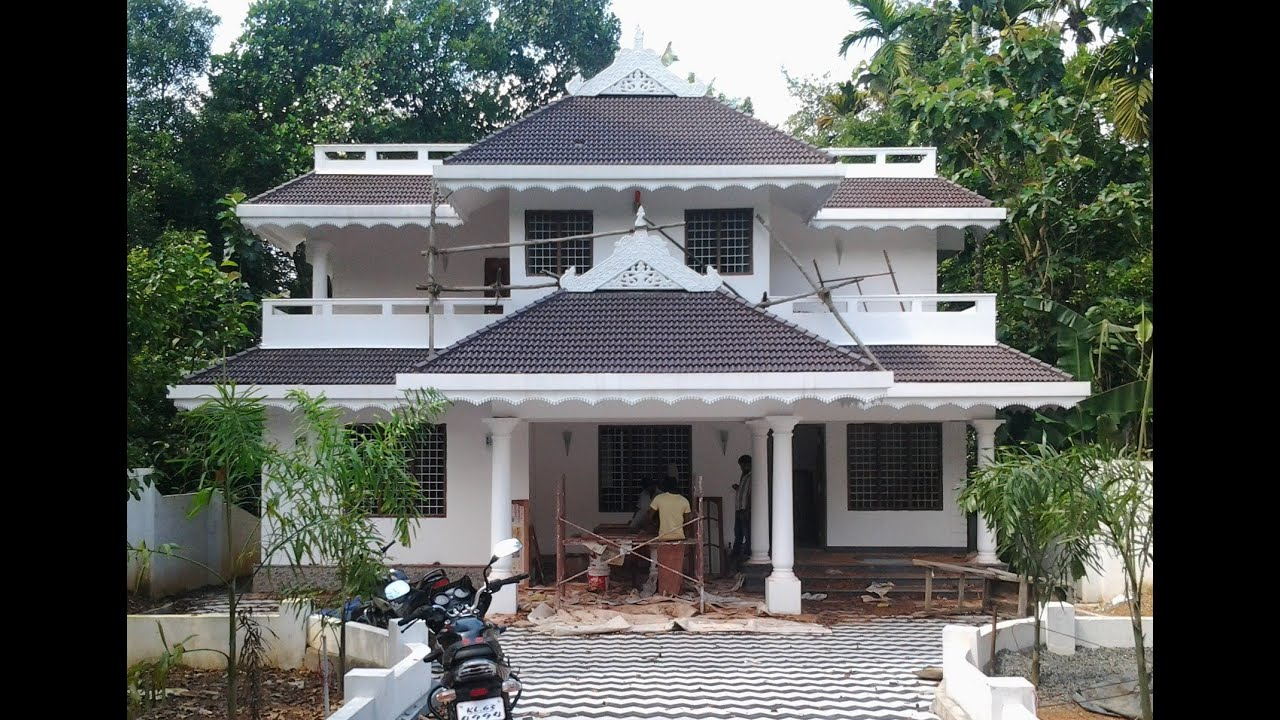 Luxury modern style house for sale in kalady kochi kerala for Contemporary style homes for sale