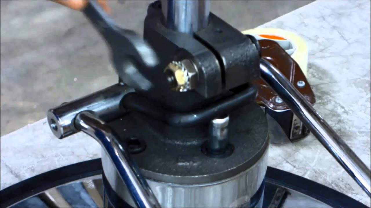How to adjust your hydraulic pump when your pump fails to