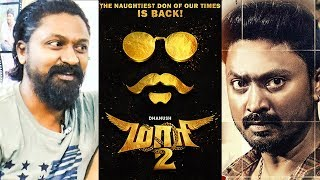 """I Am Dhanush's First Option"": Krishna Kulasekaran 