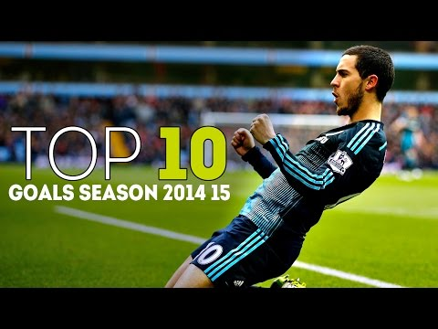 Chelsea FC ● Top 10 Goals - Season 2014/15