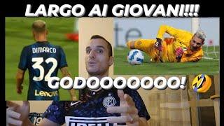 LUGANO-INTER 2-2 (5-6 DCR): GODOOO 🤣 BENE DIMARCO, RADU E SATRIANO! MAROTTA CONFERMA INTERESSE PER..