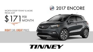 2017 Buick Encore Prices and Deals in Grand Rapids | Tinney Automotive