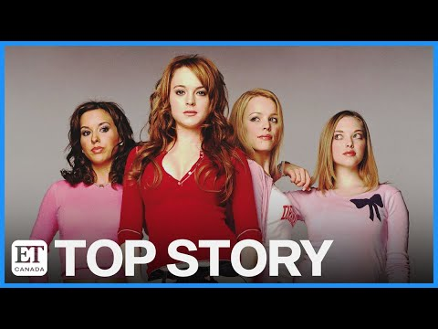 Lindsay Lohan, Rachel McAdams And The 'Mean Girls' Cast Reunite