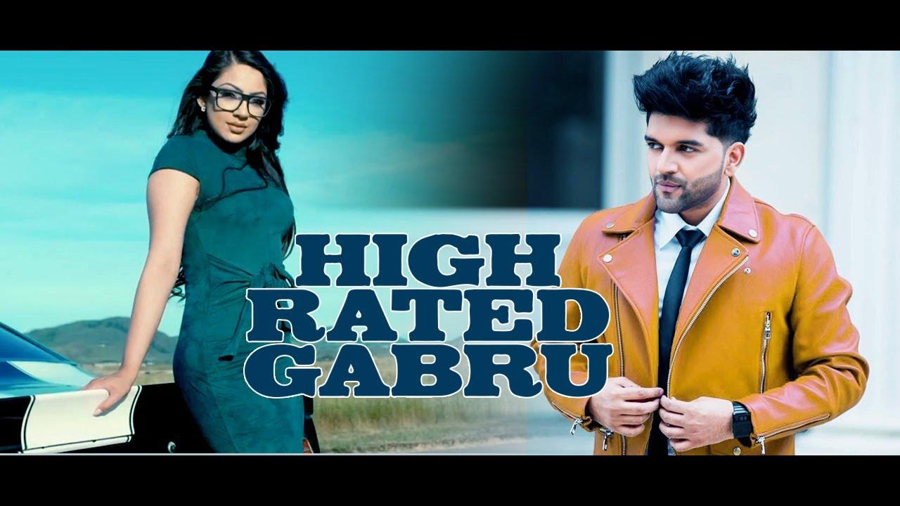 High Rated Gabru Guru Randhawa NEW VIDEO | Cute romantic love story 2020