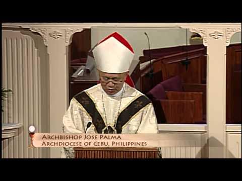Daily Catholic Mass - 09/17/2015 - Archbishop Jose Palma