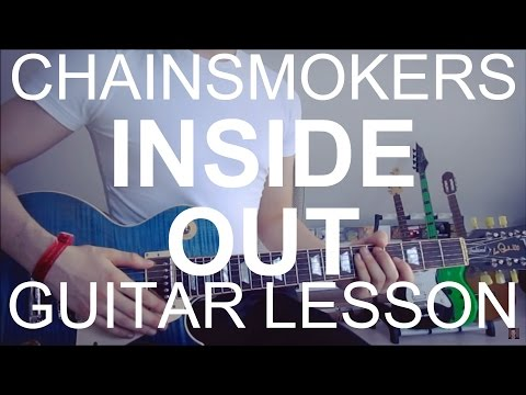 Inside Out ukulele chords - The Chainsmokers - Khmer Chords