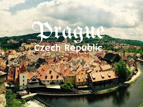 Travel Vlog: Prague, Czech Republic