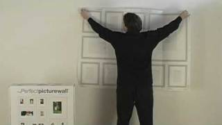 Picturewall ® - How to hang a wall of photos picture frames, photo-wall