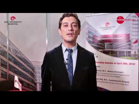 KOC University Hospital Bülent Varak – Corporate Agreements and Sales Manager