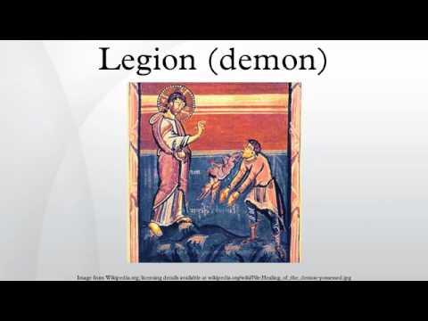 Legion (demon)